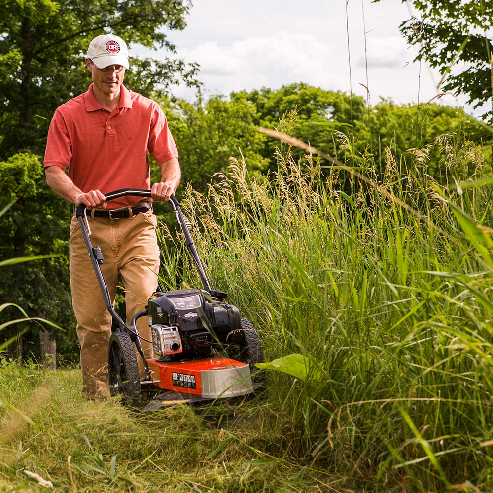 DR Wheeled Trimmers Mowers
