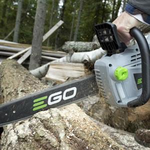 EGO Power+ Garden Machinery