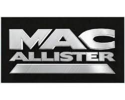 MacAllister Lawnmower Spares
