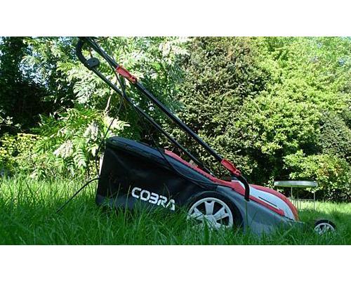Cobra Electric Lawn Mowers