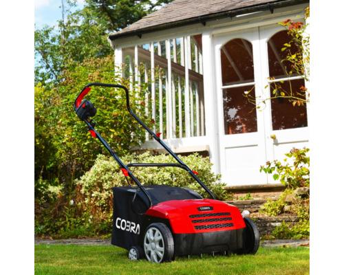 Cobra Electric & Petrol Scarifiers