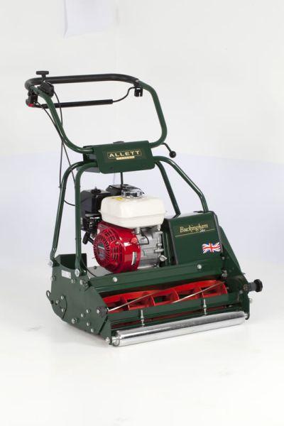 Allett Buckingham 20H Petrol Cylinder Lawn Mower