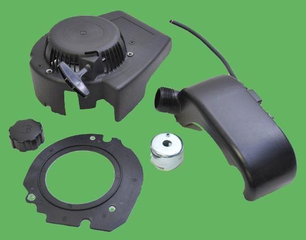 Mountfield SV150 Recoil / Pull Start + Fuel Tank Conversion Kit