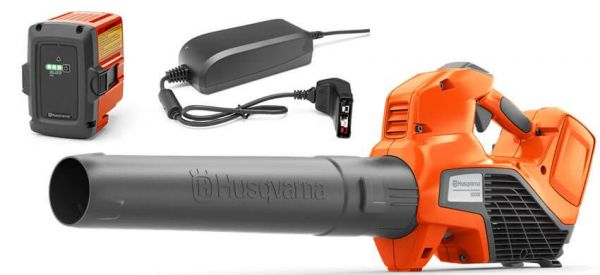 Husqvarna 120iB battery blower (Kit (with battery & charger))