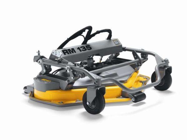 Stiga Titan RM135H DOD Hydraulic Cutter Deck