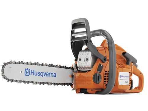 "Husqvarna 435 chainsaw (40.9cc) (15"" bar & chain)"