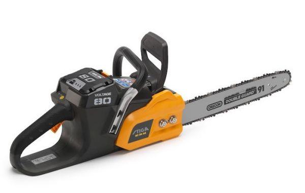 "Stiga 80v SC 80 AE Cordless Chainsaw - 16"" / 40cm (Bare Tool)"