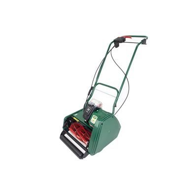 Allett Liberty 35 Cordless Cylinder Lawn Mower