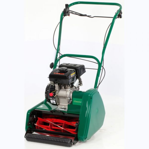 Allett Classic 14L Petrol Cylinder Lawn Mower