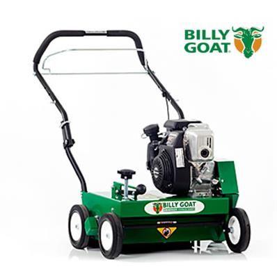 Billy Goat CR550HCEU Petrol Lawn Scarifier