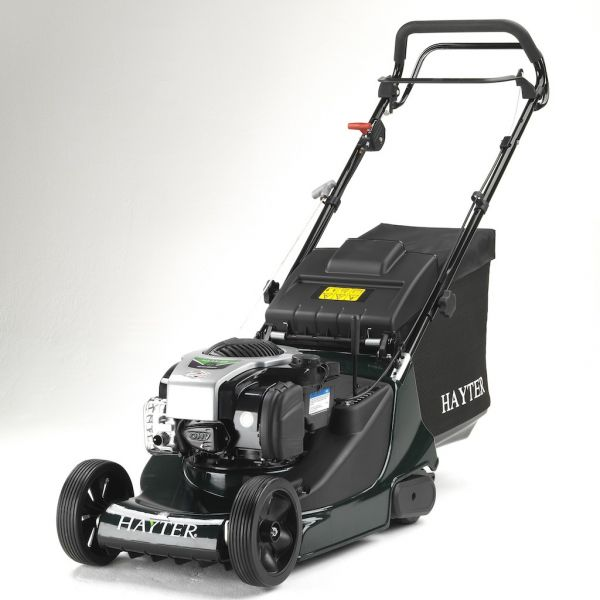 New Hayter Harrier 41 Autodrive Variable-Speed Rear-Roller Lawnmower (Code: 375A)