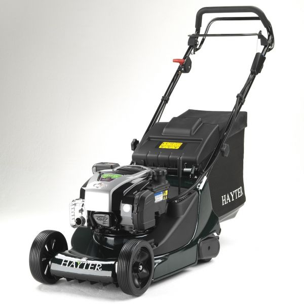 Hayter Harrier 41 Autodrive Variable-Speed Rear-Roller Lawnmower with Electric Start (Code: 376B)