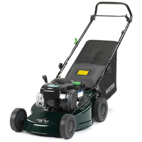 Hayter Motif 41 Push 4-Wheel Lawn Mower (Code: 437)