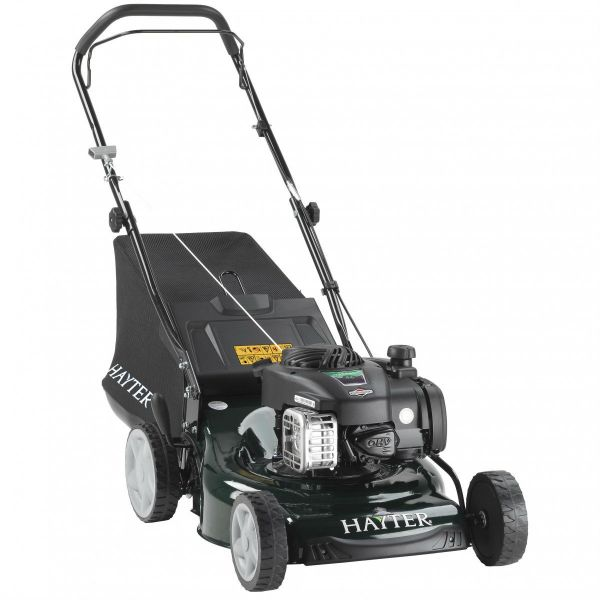 Hayter Osprey 46 Push 3-in-1 Lawnmower (Code: 610A)