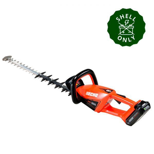"Echo DHC200 24.5"" Cordless Hedge Trimmer Shell"
