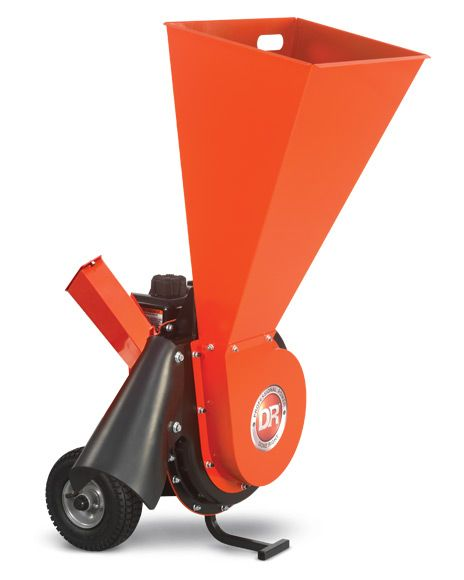 DR Premier 9.50 RS Petrol Chipper Shredder