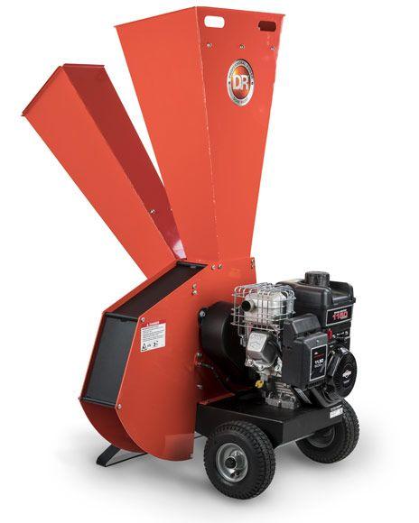 DR Pro 11.50 RS Petrol Chipper Shredder