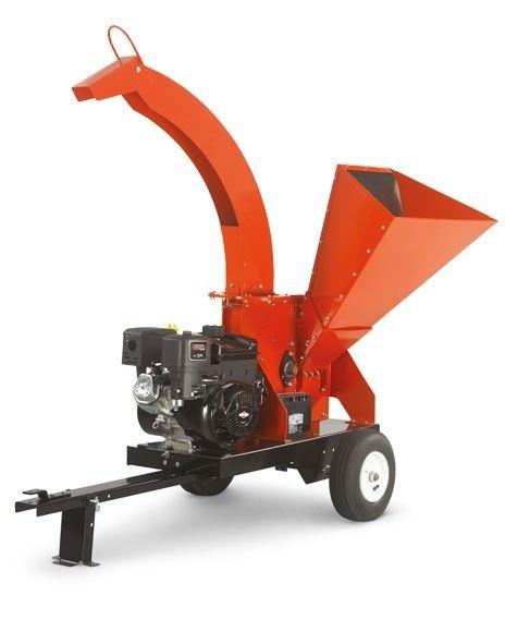 DR Pro 16.50 RS Petrol Chipper