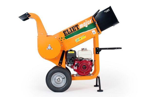 Eliet Major 4S Petrol Shredder