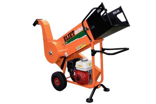 Eliet Minor 4S 6.5hp Petrol Shredder