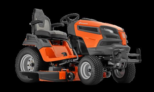 Husqvarna TS348XD lawn tractor 122cm cut