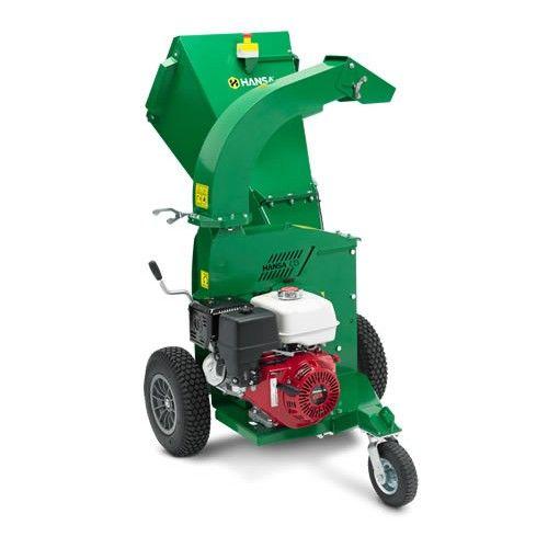 Hansa C13 Petrol Chipper Shredder