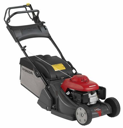 "Honda HRX 426 QX 17""/ 42cm Self Propelled Petrol Rear Roller Lawn Mower"
