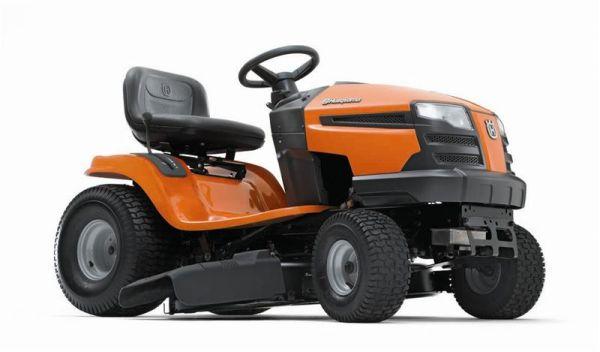 Husqvarna TS 138 lawn tractor 97cm cut