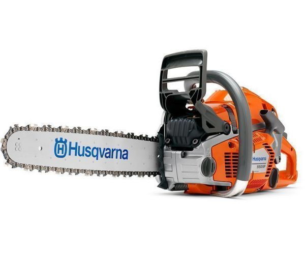 Husqvarna 550XPG chainsaw (50.1cc) (13 inch bar & chain)