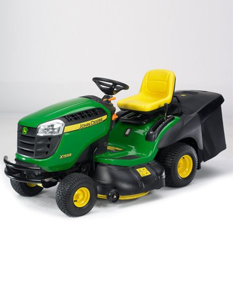 John Deere X146R Ride-On Garden Tractor