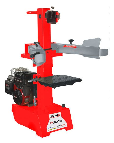 Mitox LS700BS Select 7 Ton Multisplit Vertical Petrol Log Splitter