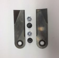 """Westwood / Countax Tractor 42"""" Blade Tip Set RCL902002-00"""