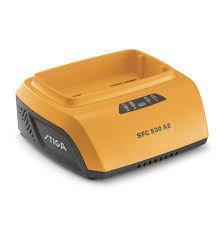 Stiga SDC 515 AE 48V Dual Charger - 500 Series
