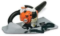 Stihl SH 86 C-E Blower/Shredder