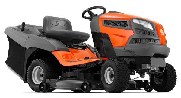 Husqvarna TC 242T lawn tractor 107cm cut