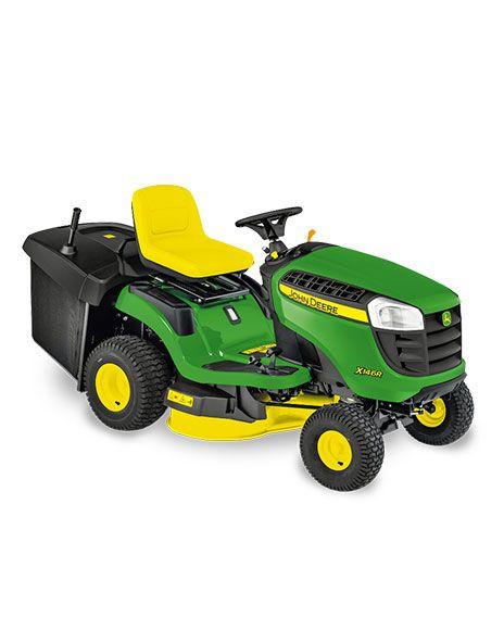 "John Deere X116R Lawn Tractor with 36"" Mower Deck"