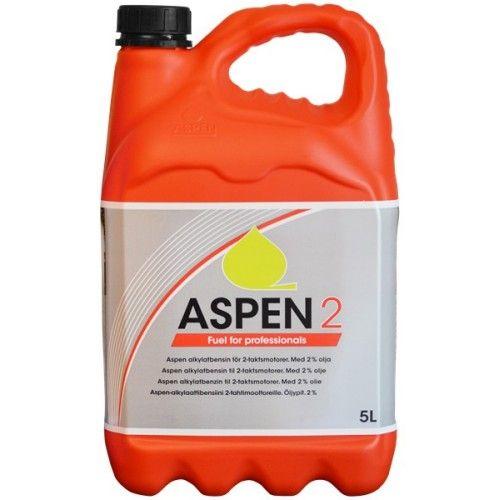 Aspen 2 Stroke Petrol Mix 5 Litre