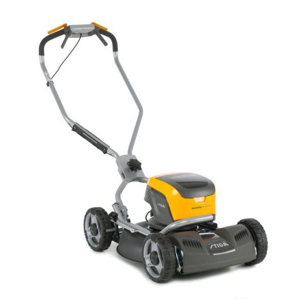 STIGA Multiclip Pro 50 S AE 48cm 80 Volt Cordless Self-Propelled Lawnmower