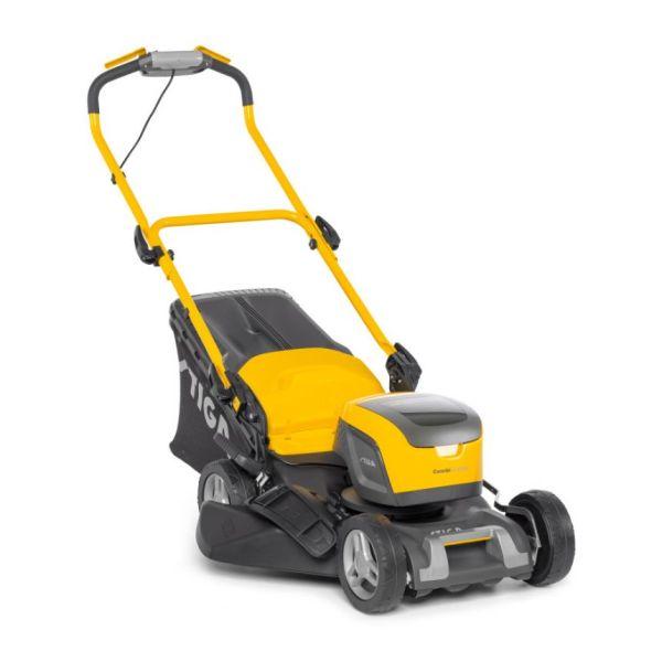 Stiga Combi 43 Q DAE - Hand propelled battery lawnmower