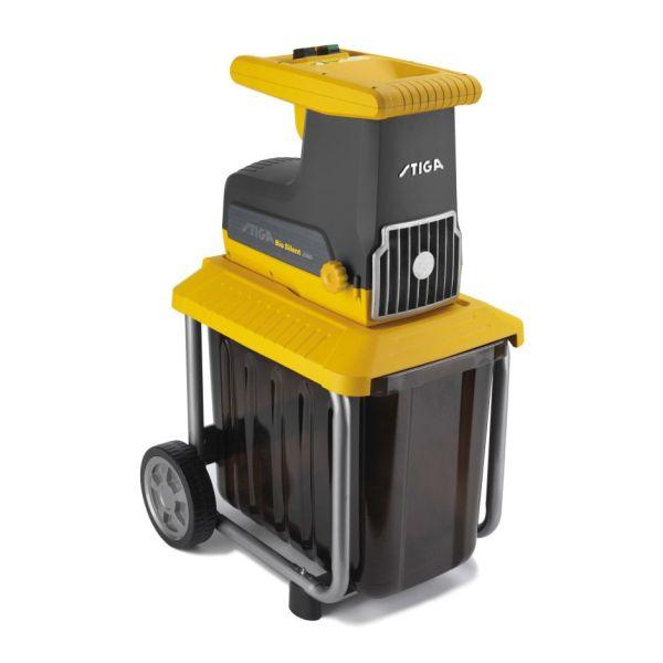 STIGA BIO SILENT 2500 electric shredder