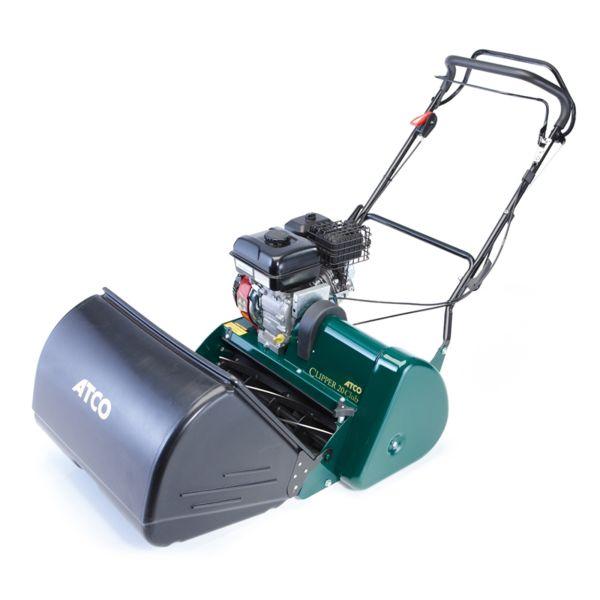 Atco Clipper 20 Club Petrol Cylinder Lawnmower