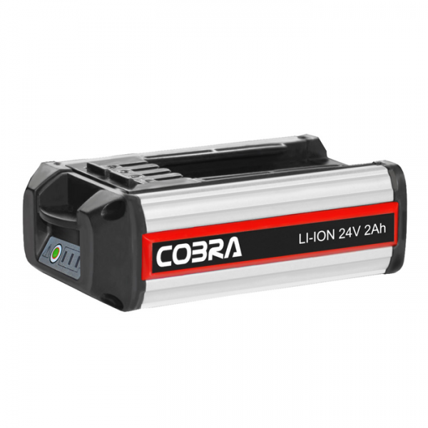 Cobra 24V 2Ah Samsung Battery