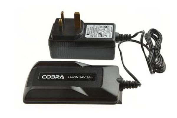 Cobra 24V 2.0Ah Samsung Battery Charger