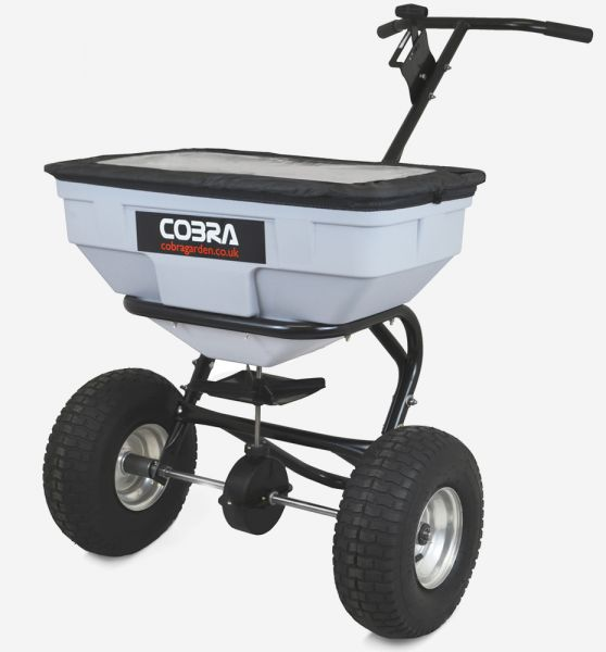 Cobra HS60 56kg Push Broadcast Spreader