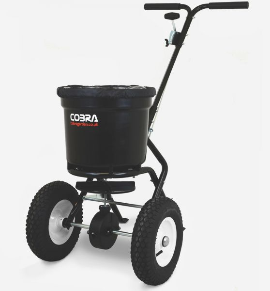 Cobra HS23 22kg Push Broadcast Spreader
