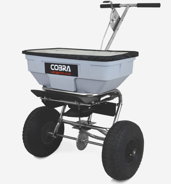 Cobra HS60S 56kg Professional Push Broadcast Spreader