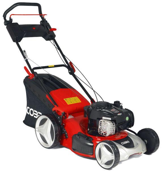 Cobra MX46B Premium 4-in-1 Push Petrol Lawn Mower