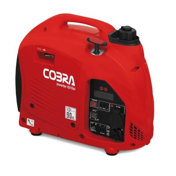 Cobra IG10SI 1kVA 4-Stroke Portable Inverter Generator