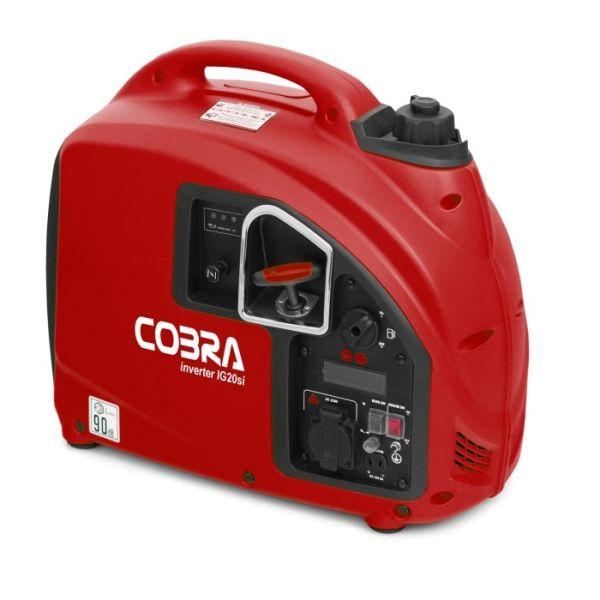 Cobra IG20SI 2kVA 4-Stroke Portable Inverter Generator
