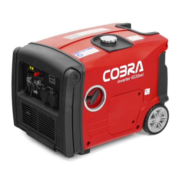 Cobra IG32ESI Remote start 4kVA 4-Stroke Inverter Generator
